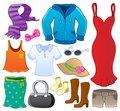 Clothes theme collection 1