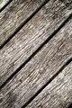 Wooden texture on boardwalk