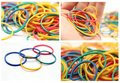 colourful rubber band mix