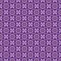Blue-violet Tiled Flower