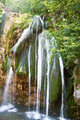 Waterfalls of Dzhur-dzhur in Crimean mountains