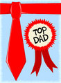 Father's Day Top Dad
