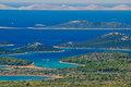 Kornati national park paradise archipelago