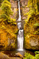 Multnomah Falls Waterfall Columbia River Gorge, Oregon Pacific N