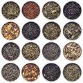 green, white, black and herbal tea