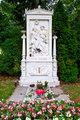 Schubert's grave