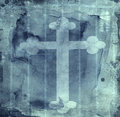 grunge tekstured spiritual  retro style l background - collage