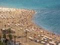 city beach of barcelona