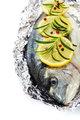fresh dorada fish