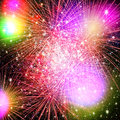 Fireworks. Abstract holidays backgrounds