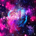 Deep space. Abstract natural backgrounds